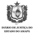 Diário de Justiça do Estado do Amapá