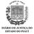 Diário de Justiça do Estado do Piauí