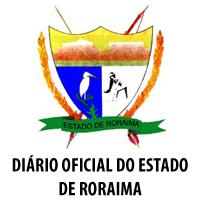 Foto de Diário Oficial do Estado de Roraima