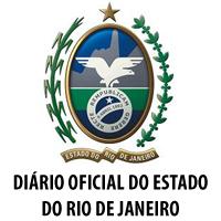Foto de Diário Oficial do Estado do Rio de Janeiro