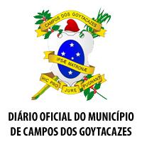 Foto de Diário Oficial do Município de Campos dos Goytacazes