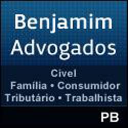 Benjamin | Advogado | Direito do Trabalho em Campina Grande (PB)