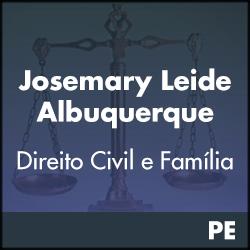Josemary Leide Albuquerque de Barros Carvalho