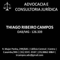 Thiago | Advogado | Direito do Trabalho em Lavras (MG)