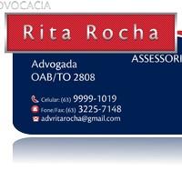 Rita | Advogado | Direito do Trabalho em Tocantins (Estado)