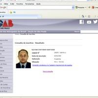 Gilmar | Advogado em Araçatuba (SP)