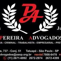 Pereira | Advogado | Direito do Trabalho em São Paulo (SP)