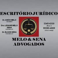 Melo | Advogado | Direito Civil em Manaus (AM)