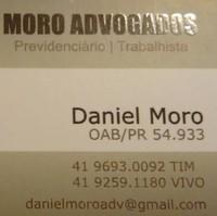 Daniel | Advogado em São José dos Pinhais (PR)
