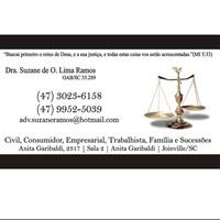Suzane | Advogado | Pensão Alimentícia em Joinville (SC)
