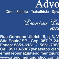Leonina | Advogado em São Paulo (Estado)