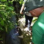 Obras irregulares são demolidas em área de preservação em Manaus