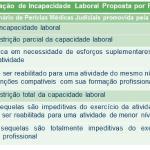 Deficiência funcional x incapacidade laboral