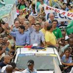 Eleições 2014: candidatos desrespeitam às leis de trânsito
