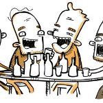 Pena Restritiva de Direitos: tomar cerveja num bar com amigos e o sentido da ressocialização