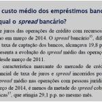 Exacerbação do Spread Bancário no Cheque Especial