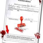 O uso de atestado médico falso no âmbito das relações de emprego