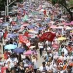 O protesto mais certo, justo e pacífico que já vi