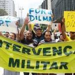 A Constituição de 1988 vedaria uma intervenção militar? E quando cessa a legitimidade advinda do escrutínio, como fica a democracia?