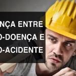 Diferenças entre auxílio-acidente e auxílio-doença