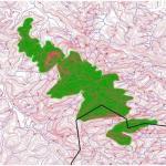 Áreas de preservação permanente em Topo de Morro