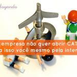 A empresa não quer abrir CAT? Faça isso você mesmo pela internet!