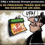 CNJ e Tribunais firmarão