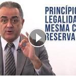 Você sabe a diferença entre princípio da legalidade e o da reserva legal? Que se entende por reserva legal proporcional?