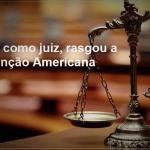 Nucci, como juiz, rasgou a Convenção Americana