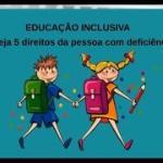 Pessoa com deficiência e o direito à educação inclusiva