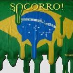 No final das contas Brasil é verde e amarelo ou vermelho?