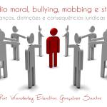 Assédio moral, bullying, mobbing e stalking