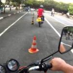Exame de Moto no Brasil
