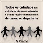 A prática da tortura no Brasil