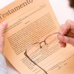 O que é testamento e quais são as modalidades existentes?