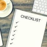 Checklist de documentos para compra de imóvel