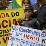 Direitos após a morte do Policial Militar de Pernambuco