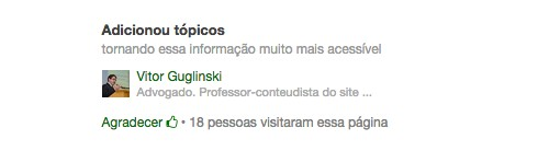 Sua instituio e a presena digital no JusBrasil