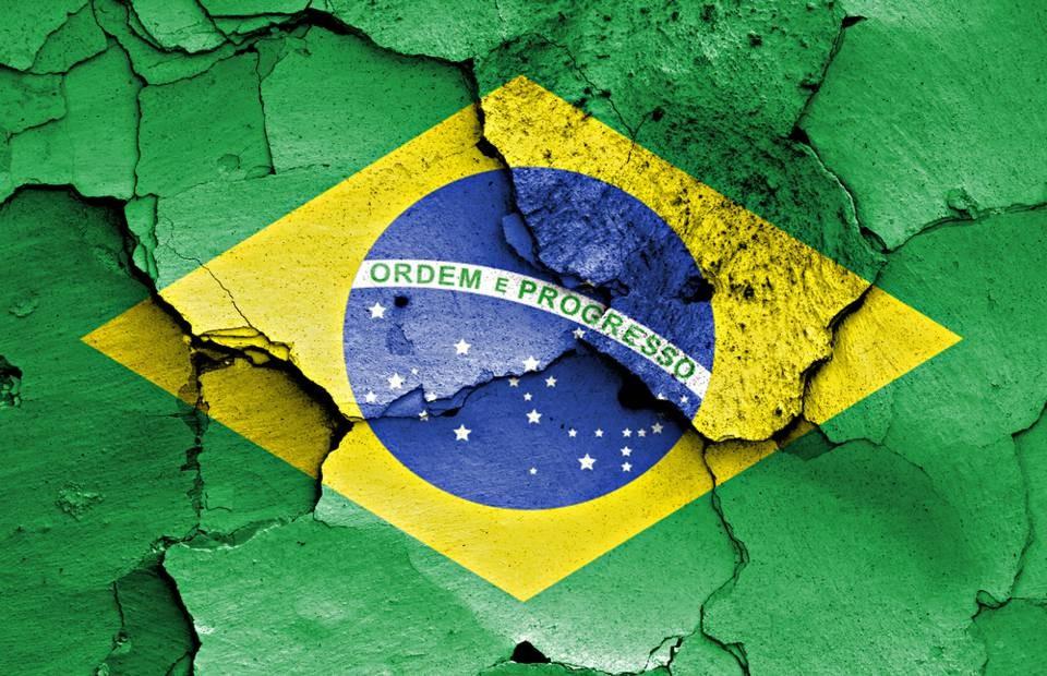 Brasil o retrato de uma crise