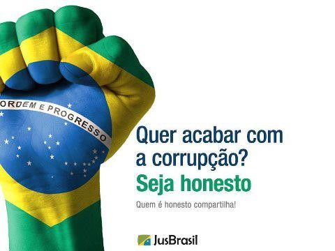 A corrupo no cenrio brasileiro