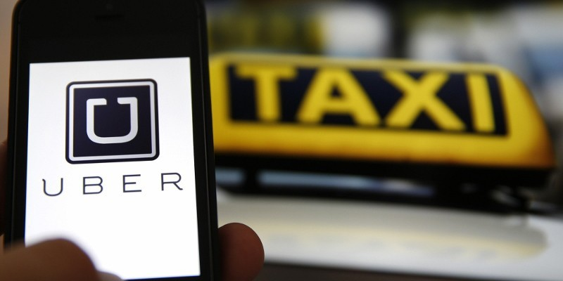 No o Uber que tem que mudar so os taxistas