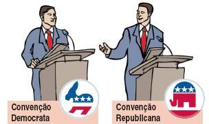 Reflexo O complexo modelo das eleies presidenciais norte-americanas procedimento
