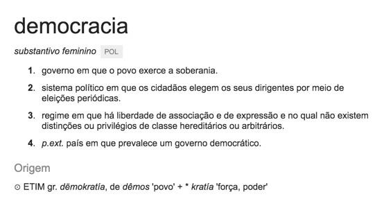 Nossa poltica virou um Big Brother Brasil