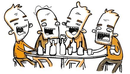 Pena restritiva de Direitos Tomar cerveja num bar com amigos e o sentido da ressocializao