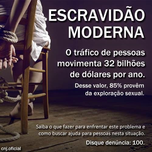 Câmara aprova projeto que facilita repressão ao tráfico de pessoas