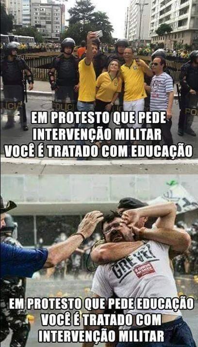 Porrada em professores e cadeias para menores O Brasil caiu num poo sem fundo