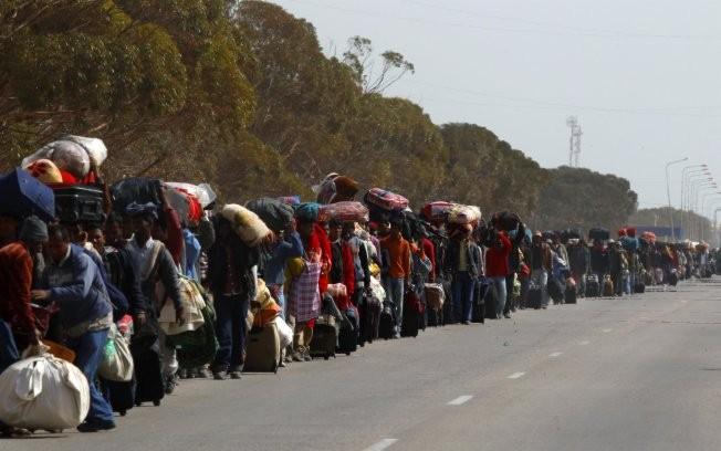 Por que devemos acolher os refugiados