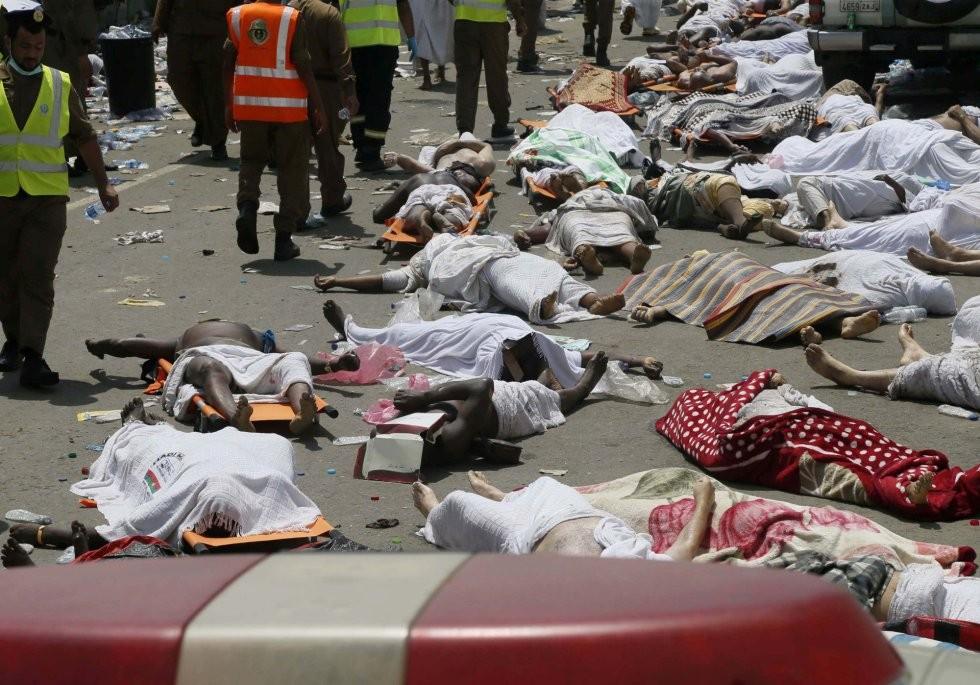 Clrigo Saudita afirma que esmagamento durante o Hajj foi vontade de Al