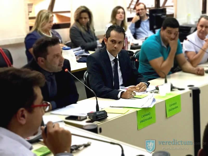 As demandas de uma audincia pblica por Tcharlye Guedes Ferreira