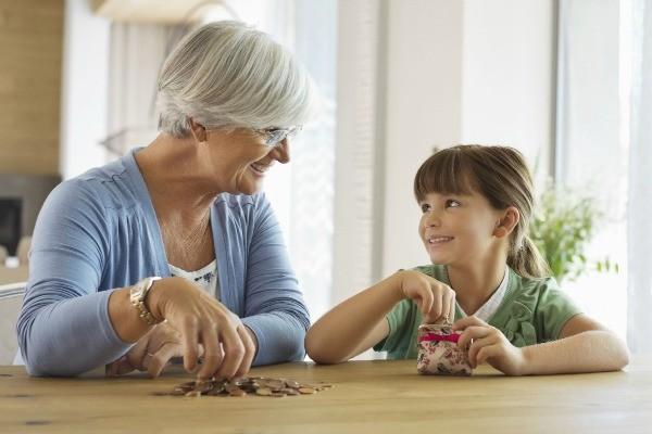 Os avs tem o dever de pagar a penso alimentcia aos netos